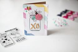 Serendipity Clear Acrylic Stamps - 2