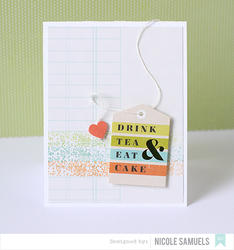 Shimelle See The World Clear Acrylic Stamps - 2