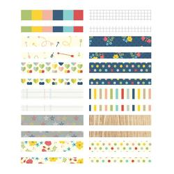 Sn@p! Life Documented Designer Washi Paper Tape - 2