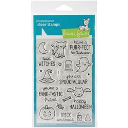 Spooktacular Clear Stamps - 2
