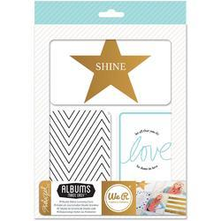 Studio Gold Journaling Cards - 2