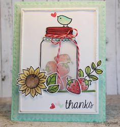 Summertime Clear Stamps - 2