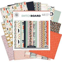 "Switchboard Paper Pad 12""x12"" - 2"