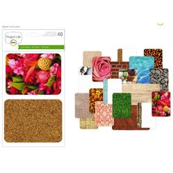 Textures Themed Cards 40 pkg - 2