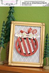 Tinsel  & Company Ornament - LINKY - 2