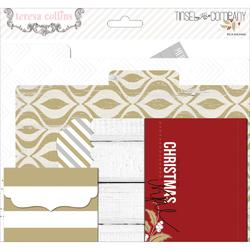 Tinsel  & Company Cardstock File Folders & Cards - 2
