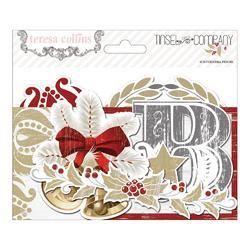 Tinsel  & Company Ephemera Cardstock Die-Cuts - 2
