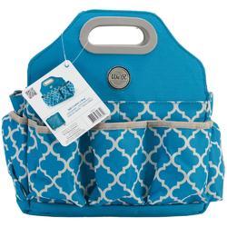 Crafter's Tote Bag - Aqua - 2