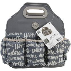 Crafter's Tote Bag - Charcoal - 2