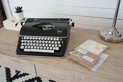 Typecast Typewriter WeR - black - 2
