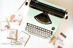 Typecast Typewriter WeR - mint - 2