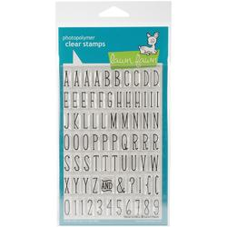 Violet's ABC's Clear Stamps - 2