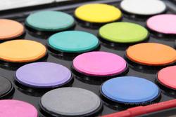 Vodové barvy - 3