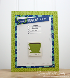 Day 2 Day Planner Clear Stamps - Events - 3