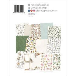 "Forest Tea Party Double-Sided Paper Pad 6""X8"" 24/Pkg - 3"
