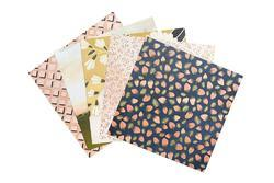 "Goldenrod Single-Sided Paper Pad 12""X12"" - 3"