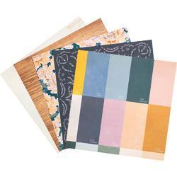"Heritage Single-Sided Paper Pad 12""X12"" 48/Pkg - 3"