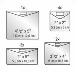 Keepsake Envelopes 10/Pkg - 3