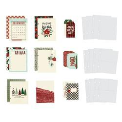 "Sn@p! Jingle All The Way Binder 6""X8"" - 3"