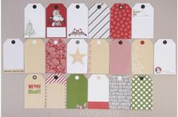 Candy Cane Lane Cardstock Tags 20 pkg - 3