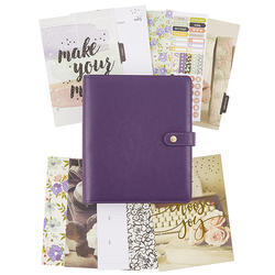 Carpe Diem A5 Planner Boxed Set Grape - 3