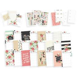 Carpe Diem PERSONAL Planner Boxed SET Black Blossom - 3