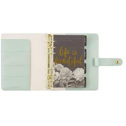 Carpe Diem PERSONAL Planner Boxed SET Mint Vintage Floral - 3