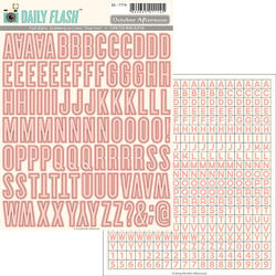 Daily Flash Alpha Strawberry Ice Cream Stickers - 3