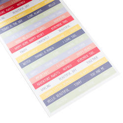 Designer #Sticker Book 1canoe2 - 3
