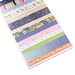 Designer #Sticker Book Dear Lizzy w/Rose Gold Foil - 3
