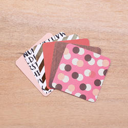"""Everyday Project Life Die-Cut Card Pack 4""""x4"""" 12 pkg - 3"""
