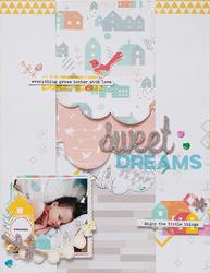 Felicity Puffs Sequin Stickers - 3