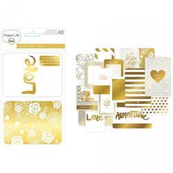 Golden Specialty Themed Cards 40pkg - 3