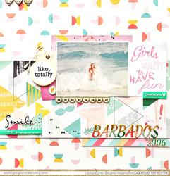 """Happy Things Collection Paper Pack 12""""x12"""" - 3"""