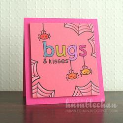 Heebie Jeebies Clear Stamps - 3