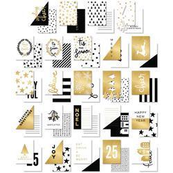 Joyful Double-Sided Journal Cards 24/Pk - 3