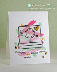 Smile Clear Stamps - 3