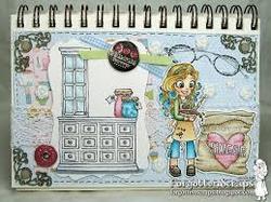 Magnolia - Kitchen Cling Stamp - 3