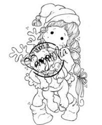Magnolia - Tilda w/Little Rudolph - 3
