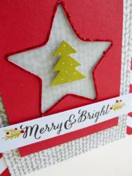 "Merry & Bright Paper Pad 6""x6"" 36 pkg - 3"