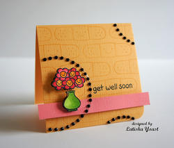 On The Mend Clear Stamps - 3