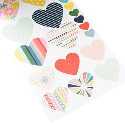 Designer #Sticker Book Paige Evans w/Rose Gold Foil - 3