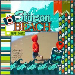 """Perfect Vacation Paper Pad 12""""X12"""" - 3"""