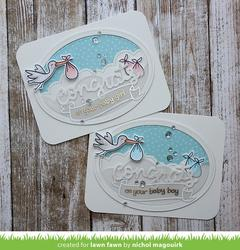 Plus One Clear Stamps - 3