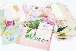Art Walk Cardstock Stickers 43/Pkg - 3