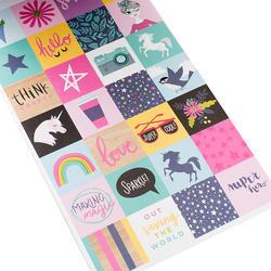 Designer #Sticker Book Shimelle w/Holographic Foil - 3