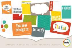 Slate Core Kit - 1/3 originální sady - 3