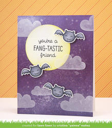 Spooktacular Clear Stamps - 3