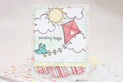 Sunny Skies Clear Stamps - 3