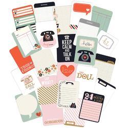Switchboard Pocket Cards 3x4 24pkg - 3